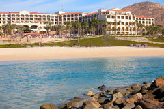 Luxury Resort in Cabo San Lucas Royalty Free Stock Images