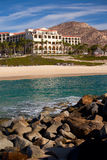 Luxury Resort in Cabo San Lucas Stock Photo