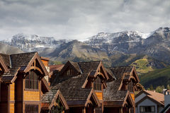 Luxury Resort, Colorado Stock Photos