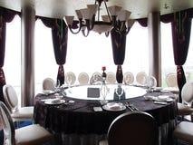 Luxury restaurant Stock Image