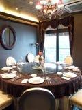 Luxury restaurant Stock Photos