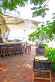 Luxury Restaurant. Stock Photo