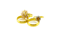 Luxury Ring Royalty Free Stock Photography