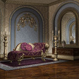 Luxury room Stock Images