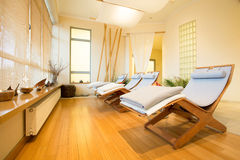 Luxury room Royalty Free Stock Image