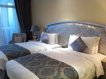 Luxury room Stock Images