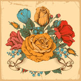 Luxury rose Royalty Free Stock Images