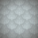 Luxury royal flower vintage background Royalty Free Stock Photography