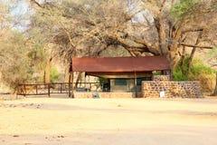 Luxury safari tent Damaraland Namibia Royalty Free Stock Images