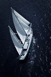 Luxury sailboat Royalty Free Stock Photos