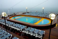 Luxury at Sea Stock Images