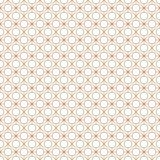 Luxury seamless geometric abstract art line pattern background. Abstract seamless geometric stripe art line pattern background, vector illustration royalty free illustration