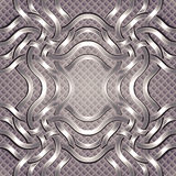Luxury seamless pattern. Stock Image