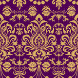 Luxury seamless pattern Royalty Free Stock Photography