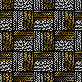 Luxury seamless pattern Royalty Free Stock Images
