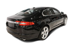 Luxury Sedan royalty free stock image