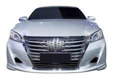 Luxury sedan stock photos