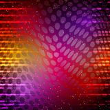 Luxury shining colorful background. Design for presentation, concert, show stock photo