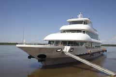 Luxury ship Stock Image