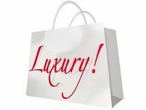 Luxury Shopping Bag Stock Photography
