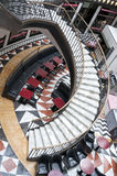 Luxury shopping mall in Berlin Stock Photography