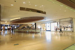 Luxury shopping mall TaiKoo Hui Guangzhou Royalty Free Stock Photo