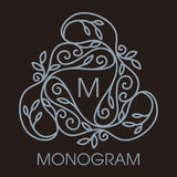 Luxury, simple  and elegant monochrome  Vector Royalty Free Stock Images