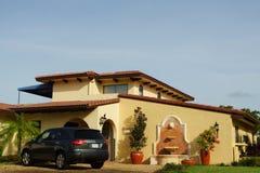 Luxury Single Family House royalty free stock photo