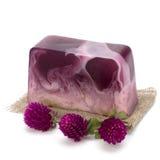 Luxury soap Royalty Free Stock Image