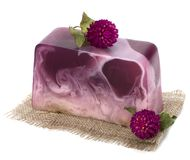 Luxury soap Stock Photos