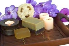 Luxury soap 2 Stock Photo