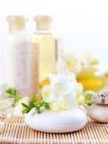 Luxury soap Stock Image