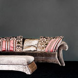 Luxury sofa Royalty Free Stock Photos