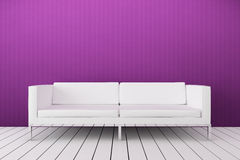 Luxury sofa Stock Photography