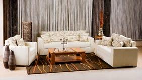 Luxury sofa Stock Images