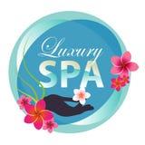 Luxury Spa Royalty-vrije Stock Afbeeldingen