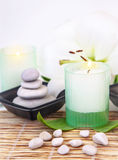 Luxury spa resort Stock Photography