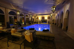 Luxury spa Royalty Free Stock Image