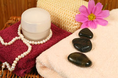 Luxury spa therapy Royalty Free Stock Photos