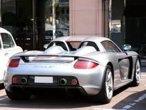 Luxury sportcar in Monte Carlo, Monaco Stock Image