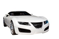 Luxury Sports Car royalty free stock photo