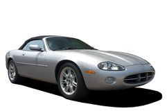Luxury Sports Car Royalty Free Stock Photo