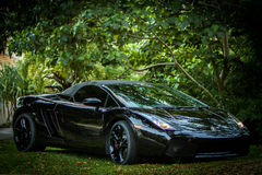 Luxury Sports Car Royalty Free Stock Photos