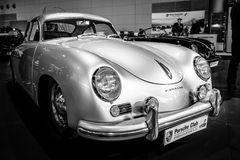 Luxury sports car Porsche 356, 1955. Royalty Free Stock Images