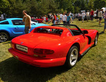 Luxury Sports Cars, Dodge Viper Stock Photos