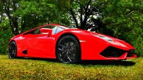 Lamborghini, Luxury Sports Cars Stock Photos