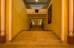Luxury staircase Stock Photo