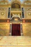Luxury stairway royalty free stock image