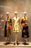 Luxury Store Window Stock Photography