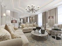 Luxury studio interior Royalty Free Stock Photography